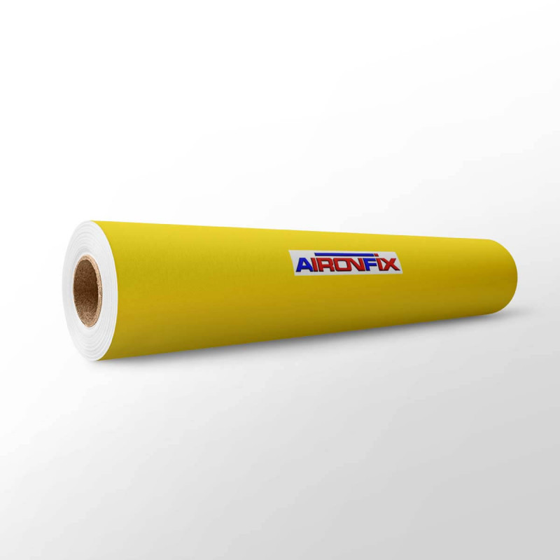 AIRONFIX MATTE YELLOW-2