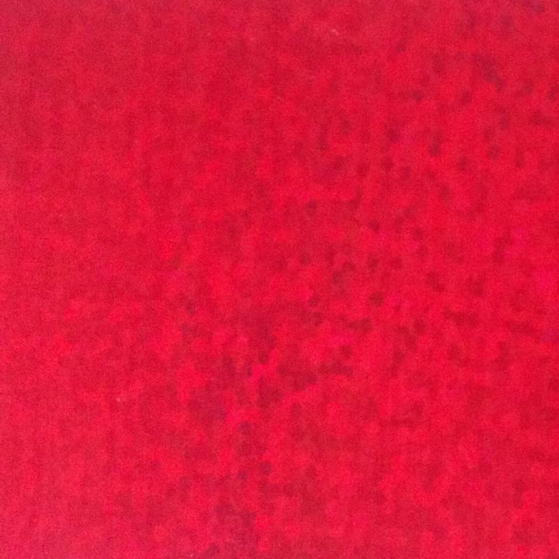 RED HOLOGRAM